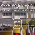 Ogled podjetja Biaseparations in degustacija vin Ferjančič
